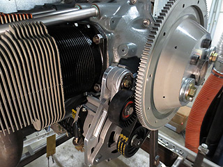 Supercharger Alternator Drive